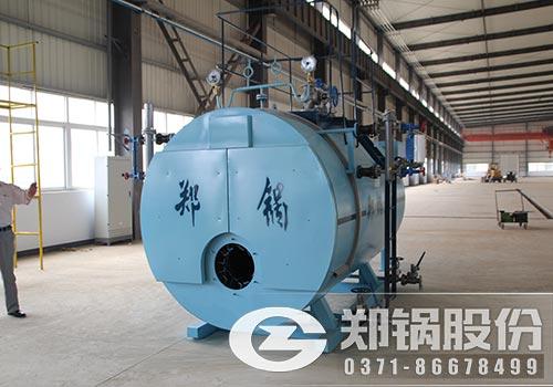 1吨燃气蒸汽锅炉-图1