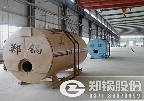 4吨燃气蒸汽锅炉-图1