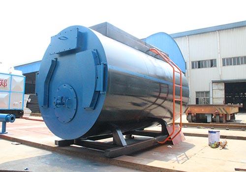 WNS15吨燃气蒸汽锅炉-图2