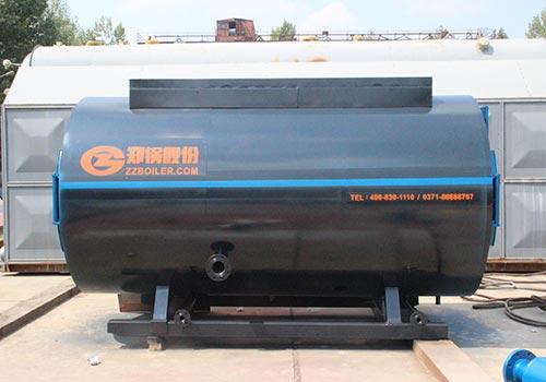 WNS12吨燃气蒸汽锅炉-图2
